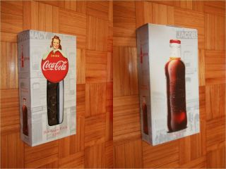 Coca Cola Bottle Glass 125 Years from Germany Full