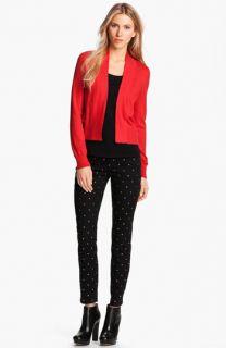 MICHAEL Michael Kors Studded Skinny Jeans (Petite)