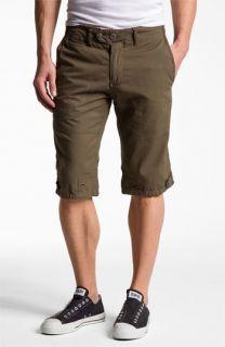 Projek Raw Cotton Shorts