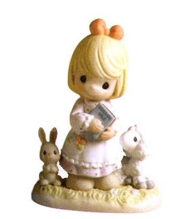 we are offering a precious moments figurine with its original box and