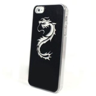 Sense Dargon Flash Light LED Color Changing Case Cover for Apple