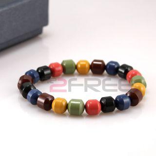 Power Health Ion Tourmaline Beads Stretch Bracelet Wristband