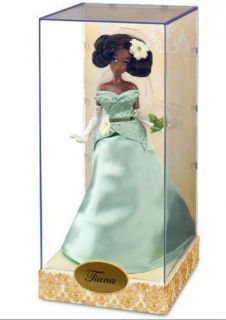 Disney Designer Princess Collection Doll Limited Ed Sold Out
