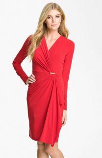 MICHAEL Michael Kors Faux Wrap Dress (Petite)