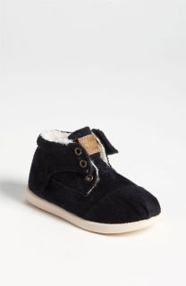 TOMS Botas   Tiny Corduroy Boot (Baby, Walker & Toddler)