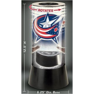 Wincraft Columbus Blue Jackets Rotating Table Lamp