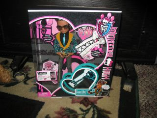 Monster High Claud Woff 1600 Doll