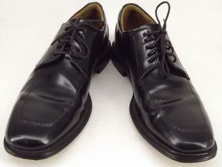 Shoes Black Leather Stacy Adams Comfort Plus 8 M Oxford Dress
