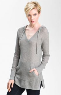 James Perse Cotton & Cashmere Thermal Hoodie