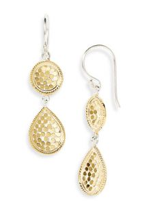 Anna Beck Riau Double Drop Earrings