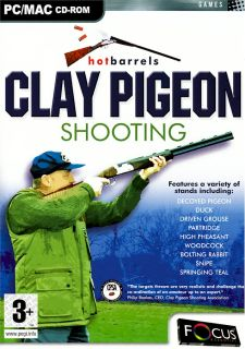 Brand New PC Game Hotbarrels Clay Pigeon Shooting 5031366015488