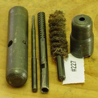 Cleaning Kit SKS Rifle Buttstock Unknown Military Surplus Free