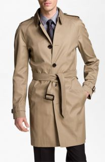 Burberry London Rainwear Trench Coat