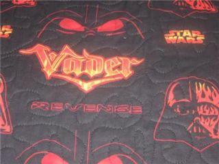Hndmade Dresser Runner Star Wars Darth Vader Room Decor