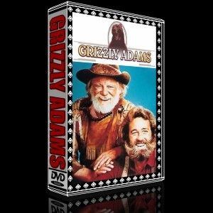 Grizzly Adams Complete TV Series The Movies on DVD
