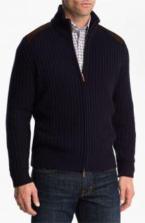 Maker & Company Merino Wool Zip Cardigan
