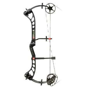 PSE Archery Bow Madness XS New 2012 Black Full Package 40 60 Close Out