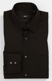 BOSS Black Regular Fit Dress Shirt (Tall) (Online Exclusive)