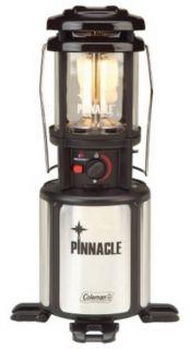 Coleman Pinnacle Propane Camp Lantern Electric Start Camping Supplies