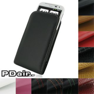 PDair Leather V01 Pouch Case for HTC Sensation XL X315e