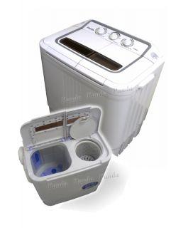 Panda Portable Small Compact Washing Machine Washer Spinner Combo Twin