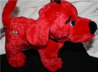 Clifford Plush Big Red Dog Scholastic Toy Lovey Stuffed Animal