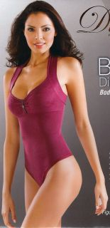 Slimmer Body Shaper Girdle Black camisa Reductora Colombiana
