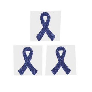 CANCER AWARENESS SILICONE BRACELETS! COLON, COLORECTAL CANCER, ARDS