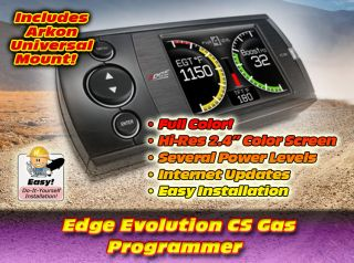 Edge Products CS Gas Evolution Computer Chip Performance Programmer