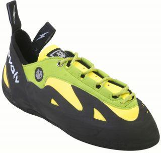 New Evolv Pontas Lace Rock Climbing Shoes Sharma