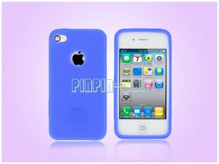 Lot 10 Color 10x Gel Silicone Skin Case Cover for Apple iPhone 4S
