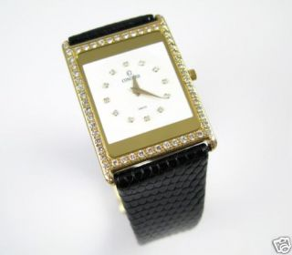 Ladies 18K Yellow Gold Diamond Concord Delirium Watch