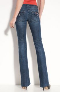Hudson Jeans Supermodel Bootcut Stretch Jeans (Nantucket) (Long)