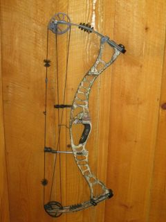 Hoyt Maxxis 35 Archery Compound Bow LH Accessories 60 70 Vector 35
