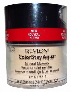 Revlon Colorstay Aqua Mineral Makeup 040 Light Medium