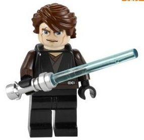 Lego Star Wars Clone Wars 7931 T 6 Jedi Shuttle Anakin Skywalker