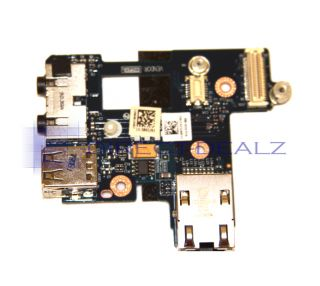 Dell Latitude E6400 Audio USB IO Circuit Board WT124