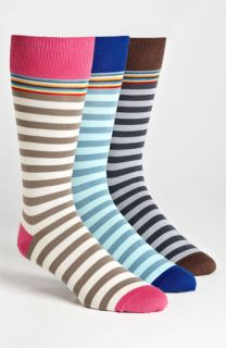 Paul Smith Accessories Print Socks (3 Pack)