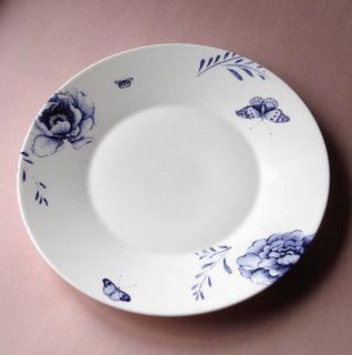 Wedgwood Jasper Conran Blue Butterfly 9 Plate New