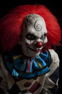 Dead Silence Movie Prop Evil Clown Horror Puppet Haunted Dummy Doll