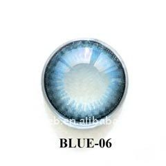 Colored contact lenses (natural, white, zombie, vampire, yellow, cat