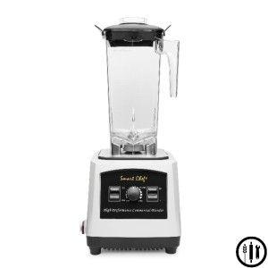 Heavy Duty Commercial 3 HP Variable Speed Blender  64 oz Capacity ETL