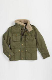 Burberry Layered Jacket (Big Boys)