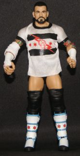 Cm Punk WWE Elite 16 Mattel Toy Wrestling Action Figure
