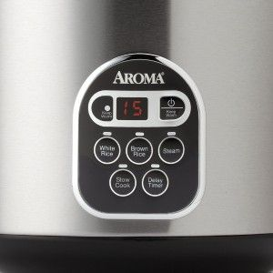Arc 150SB 20 Cup Cooked Digital Rice Cooker Food Steamer New