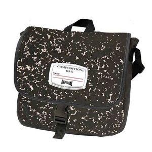 Official Composition Messenger Bag Black