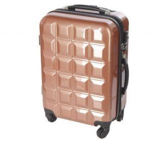 Traveler 20 inc Hard Case Expandable Luggage by Lori Greiner