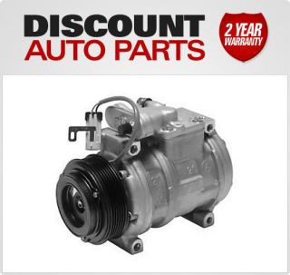New Denso A C AC Compressor Chevy Has Clutch Chevrolet Corvette 96 95