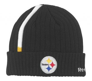 NFL Pittsburgh Steelers 2009 Coaches Cuffed Knit Hat —