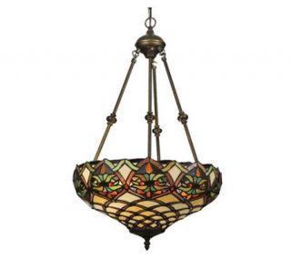 Tiffany Style 16 Franco Inverted Pendant Lamp   H185514